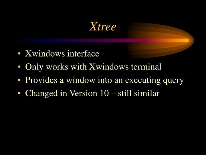Xtree