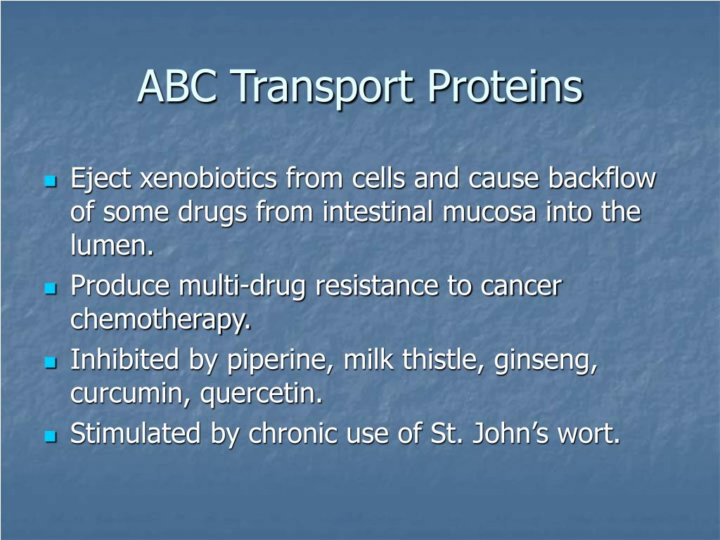 ABC Transport Proteins