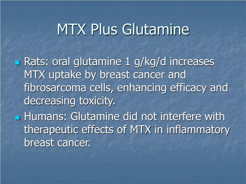 MTX Plus Glutamine