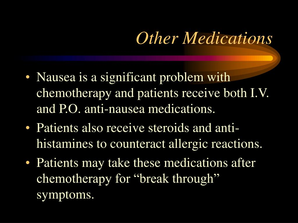 Other Medications