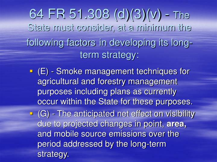 64 FR 51.308 (d)(3)(v) -