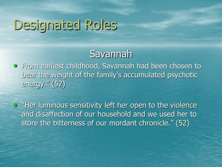 Designated Roles