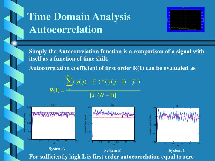 Time Domain Analysis