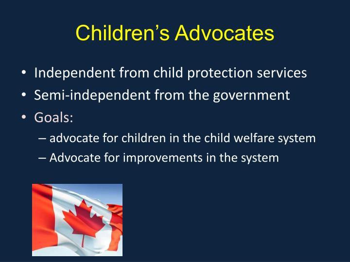 Children's Advocates