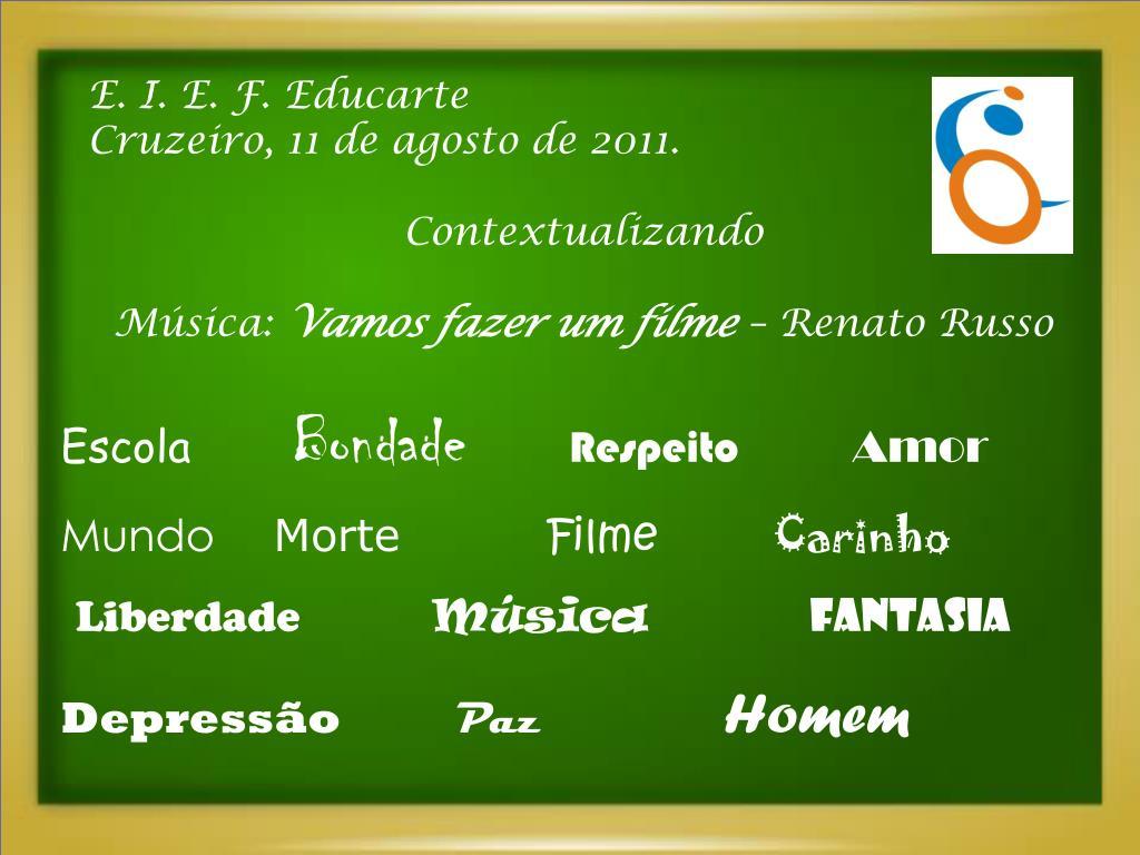E. I. E. F. Educarte