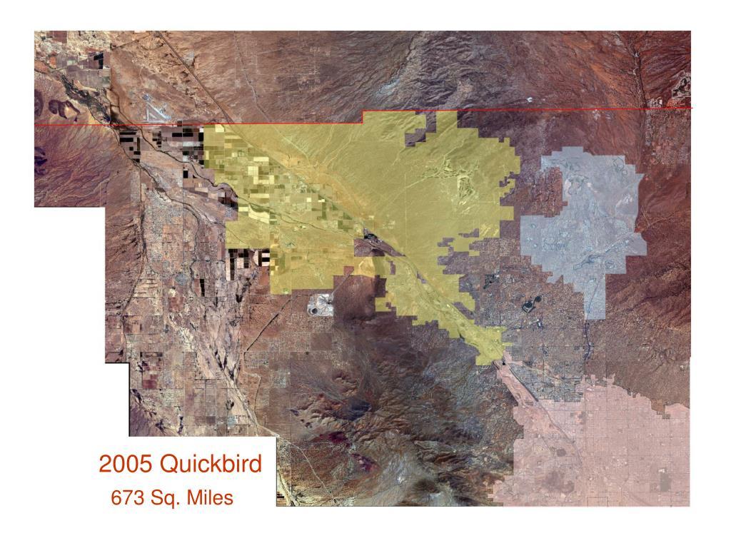 2005 Quickbird