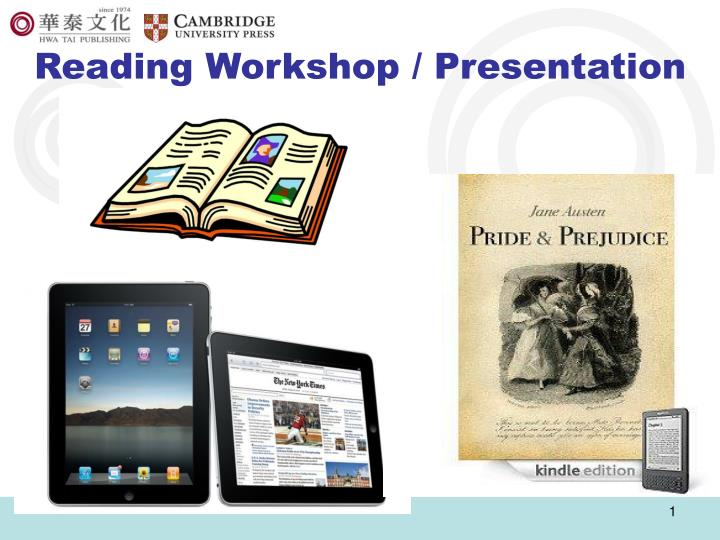 Reading workshop presentation
