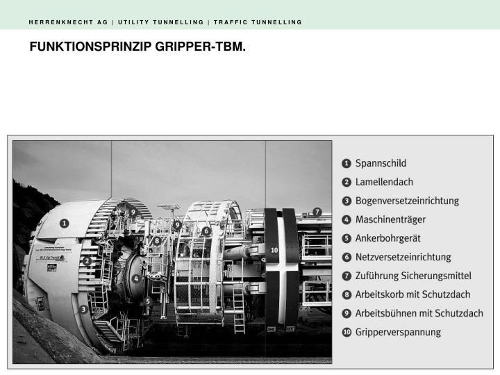 FUNKTIONSPRINZIP GRIPPER-TBM.