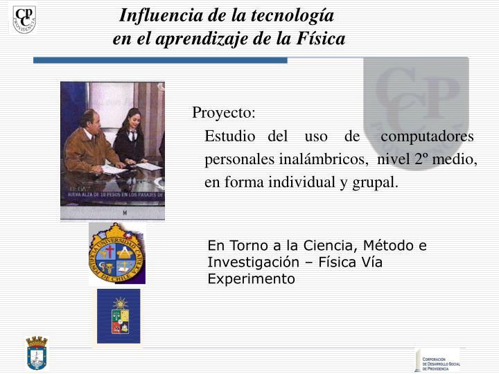 Influencia de la tecnología