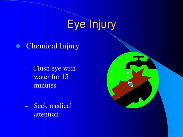 Eye Injury