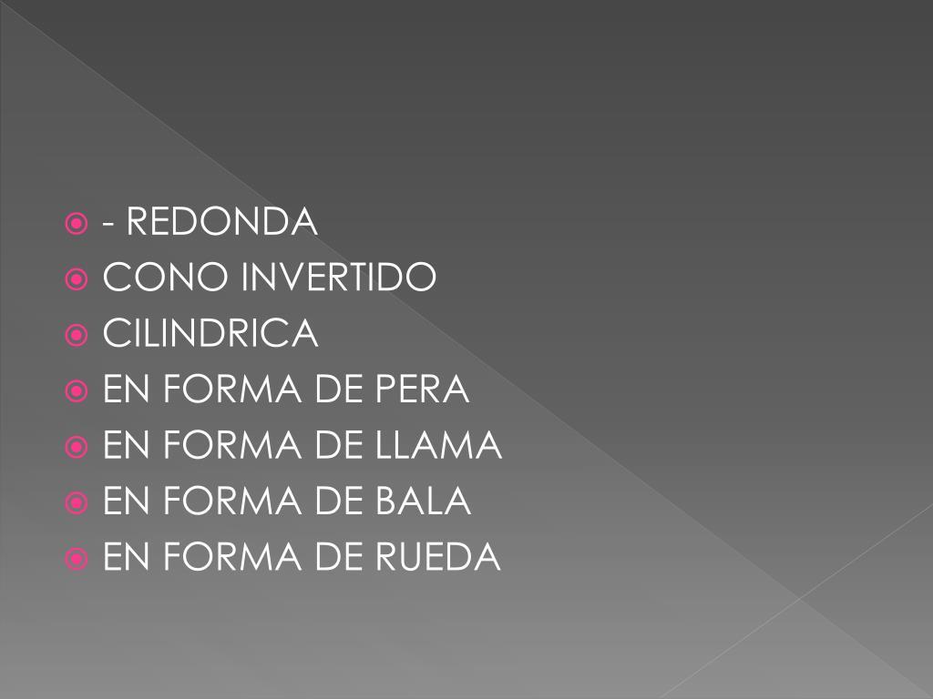 - REDONDA