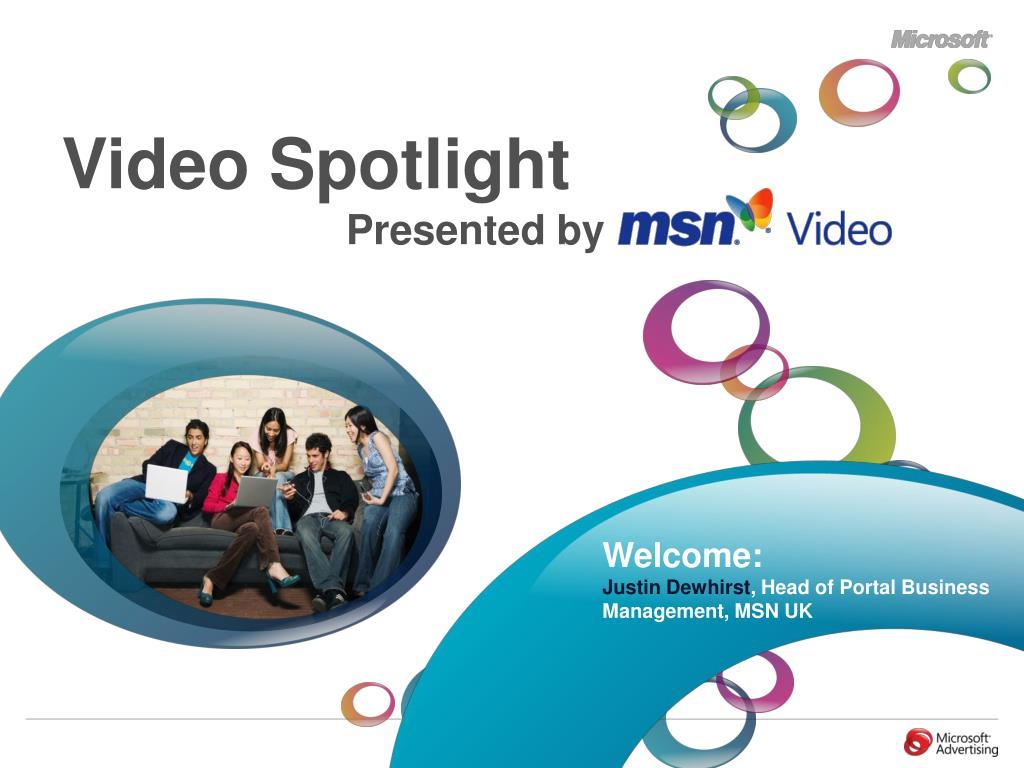 Video Spotlight