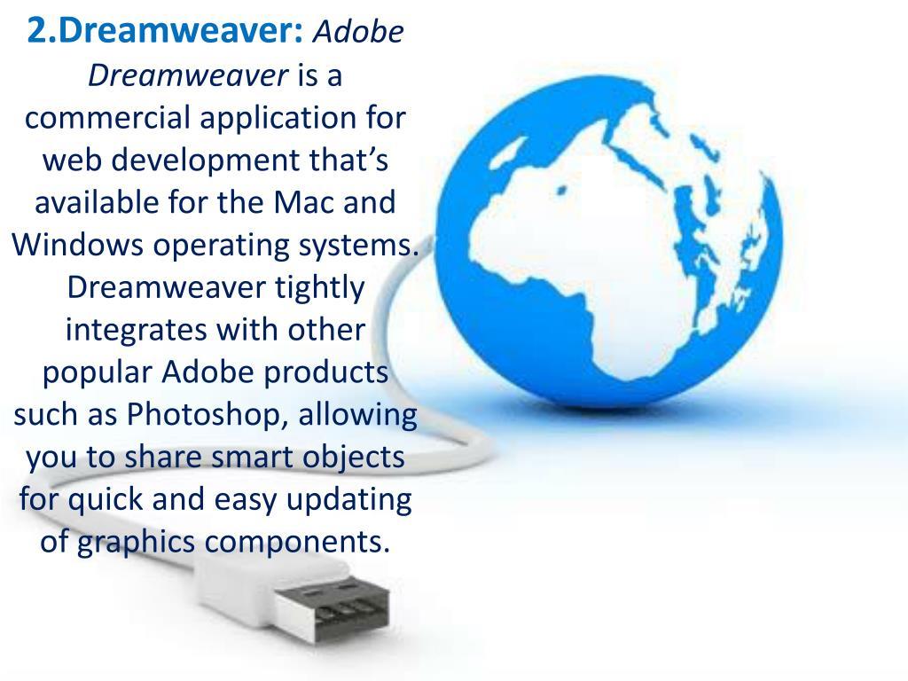 2.Dreamweaver: