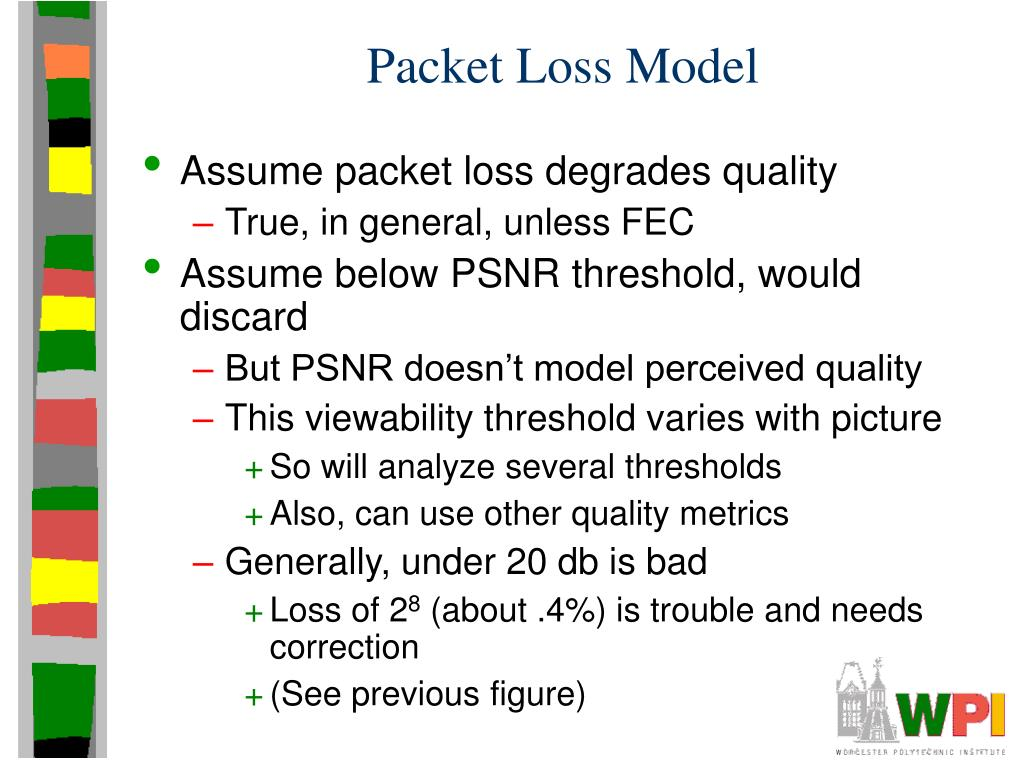 Packet Loss Model