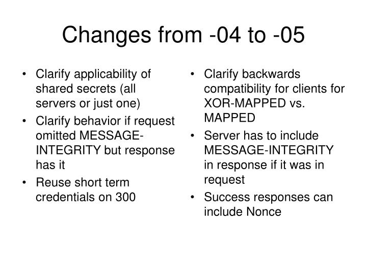 Clarify applicability of shared secrets (all servers or just one)