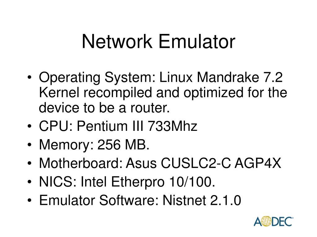 Network Emulator