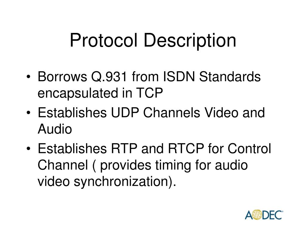 Protocol Description