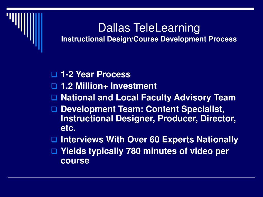 Dallas TeleLearning