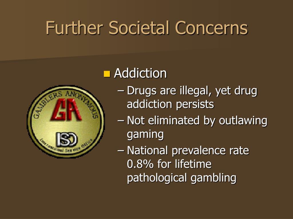 Further Societal Concerns