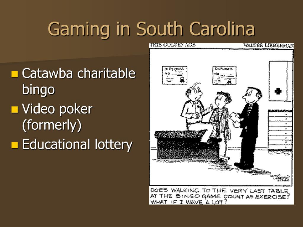 Gaming in South Carolina