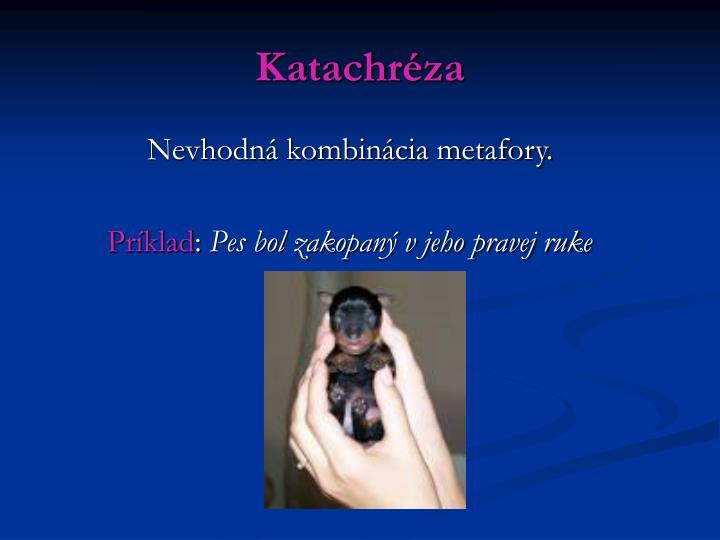 Katachréza