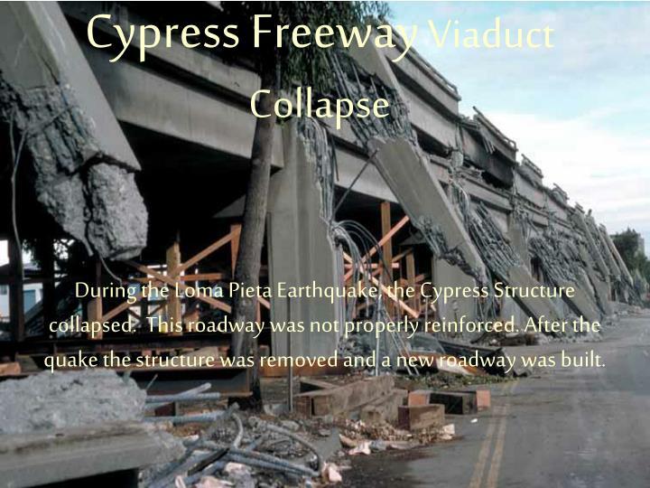 Cypress Freeway