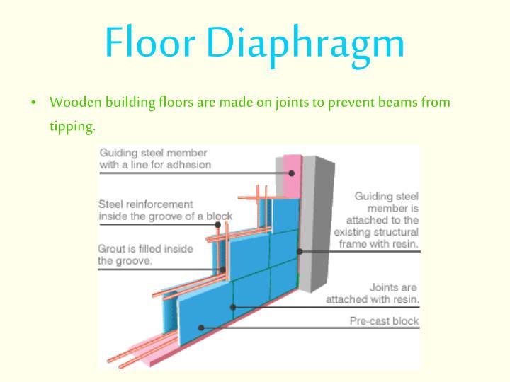 Floor Diaphragm
