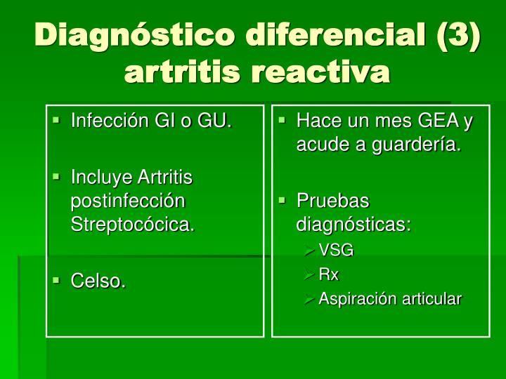 Infección GI o GU.