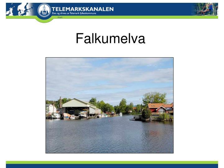 Falkumelva