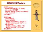 express hw review 4