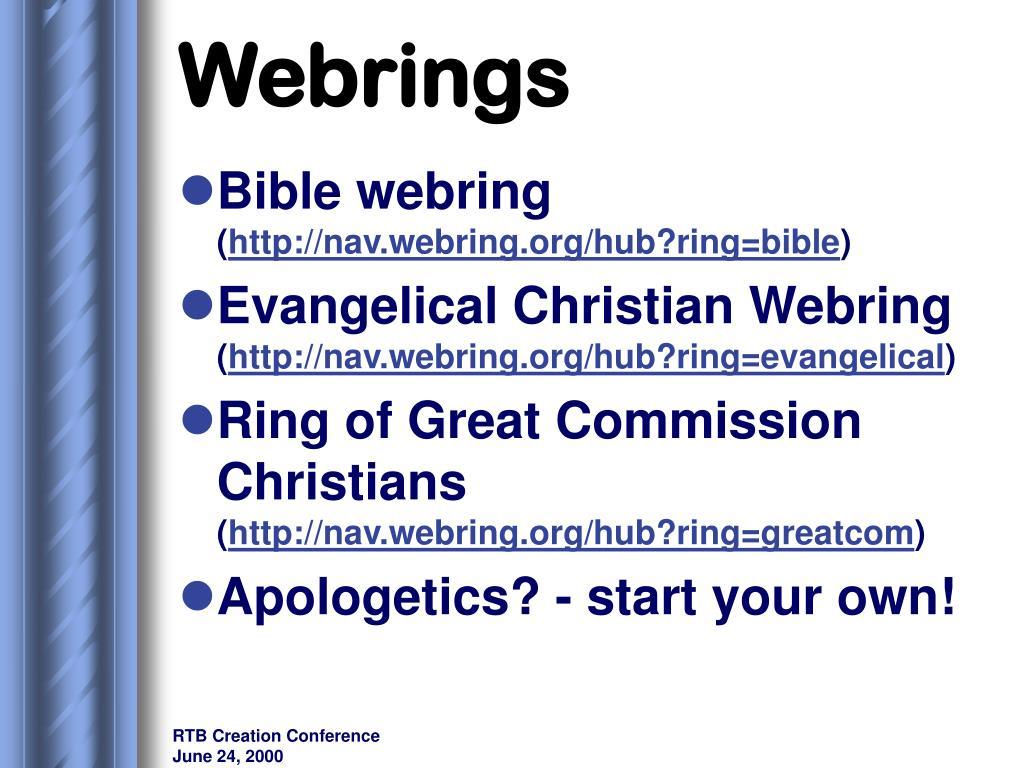 Webrings