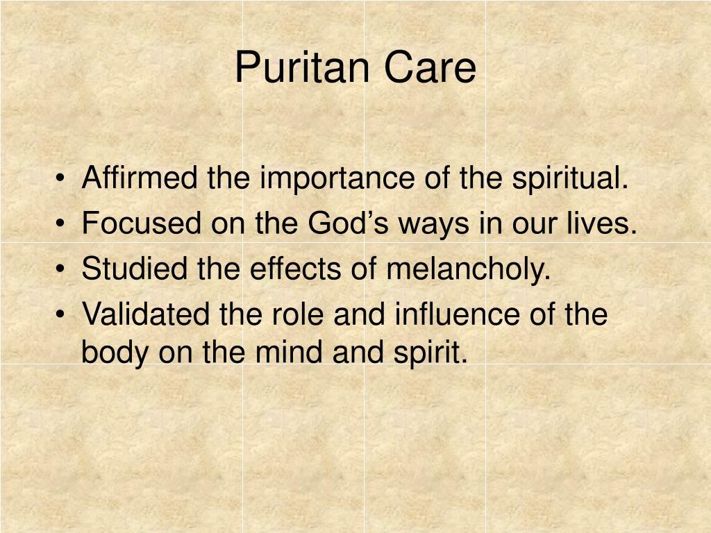Puritan Care