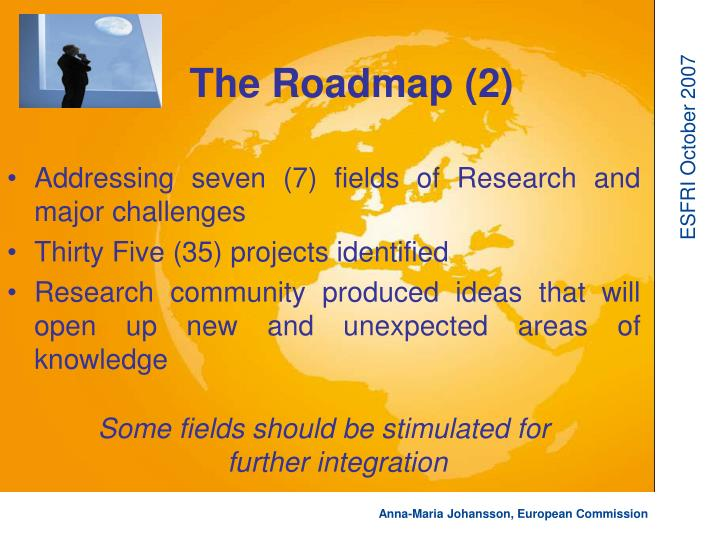 Addressing seven (7) fields of Research and major challenges