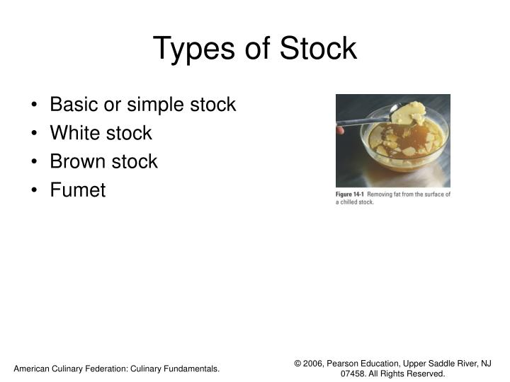 Types of Stock