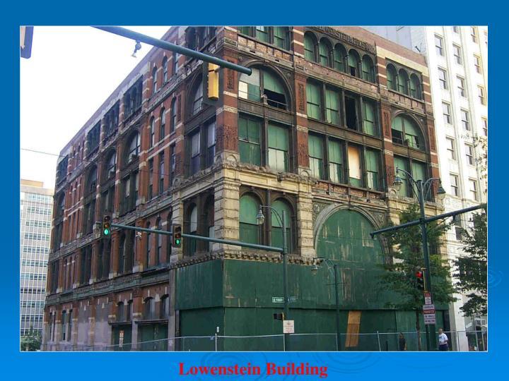 Lowenstein Building
