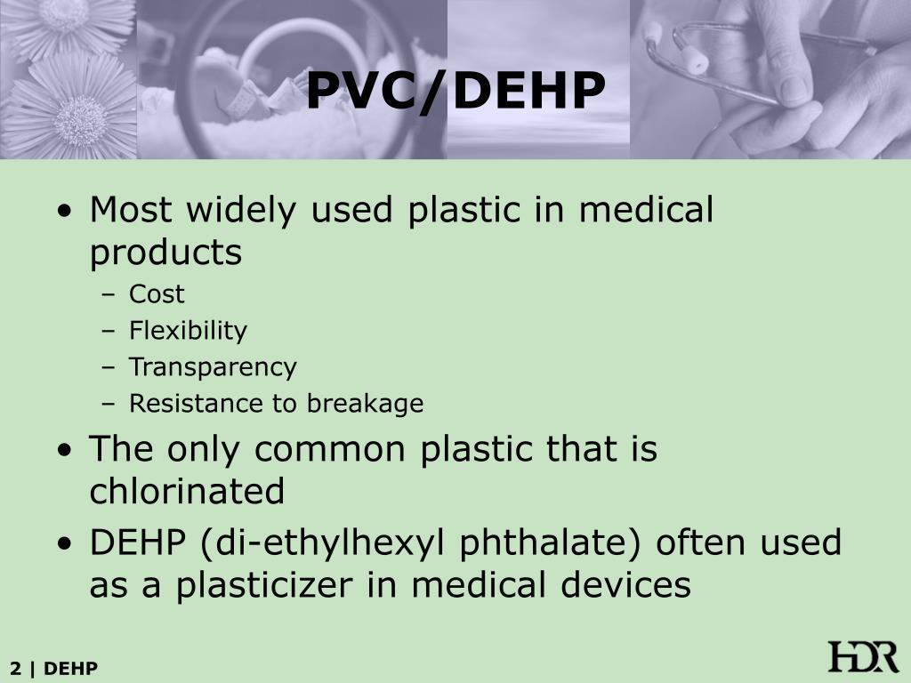 PVC/DEHP
