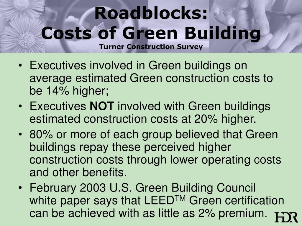 Roadblocks: