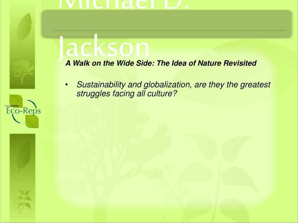 Michael D. Jackson