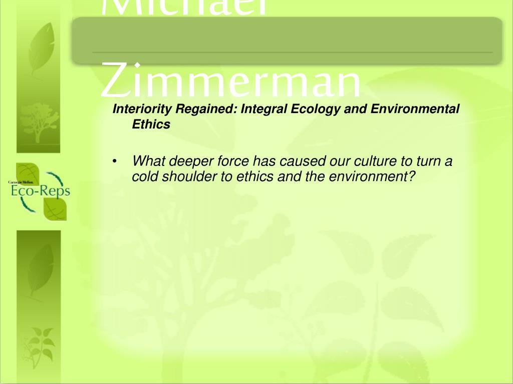 Michael Zimmerman