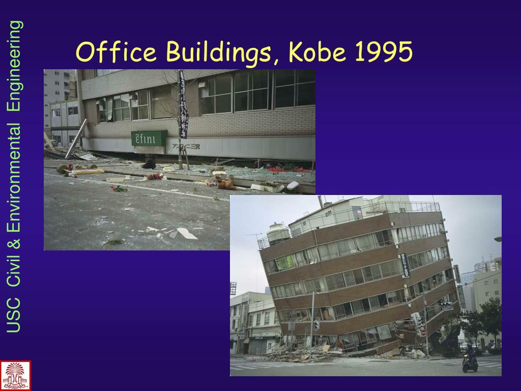Office Buildings, Kobe 1995