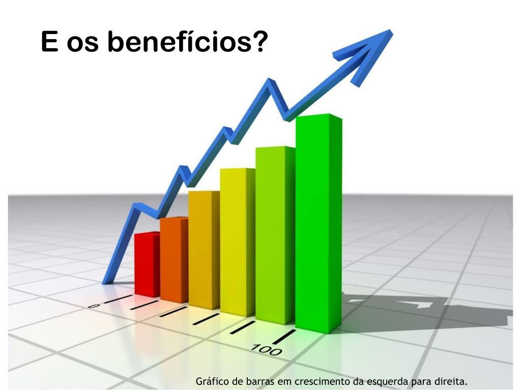E os benefícios?