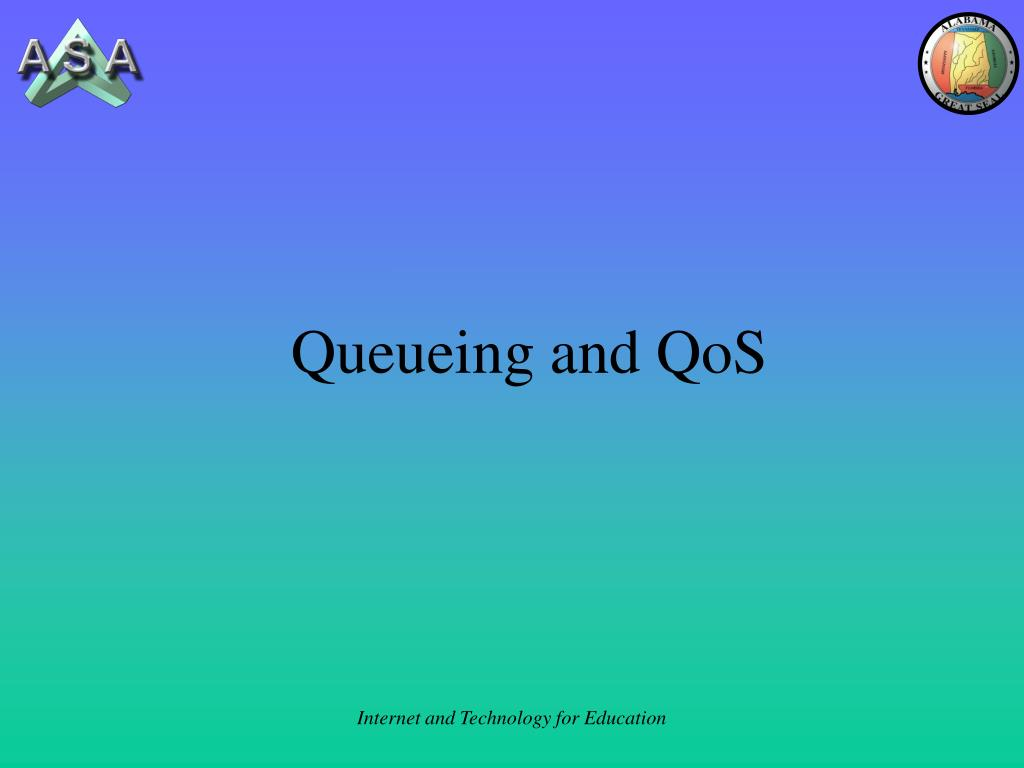 Queueing and QoS