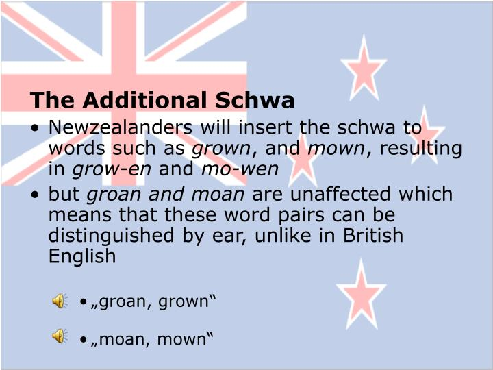 The Additional Schwa