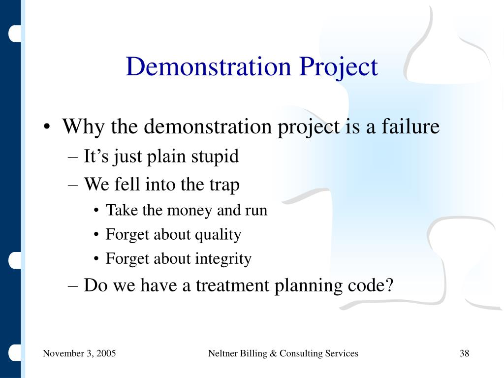 Demonstration Project