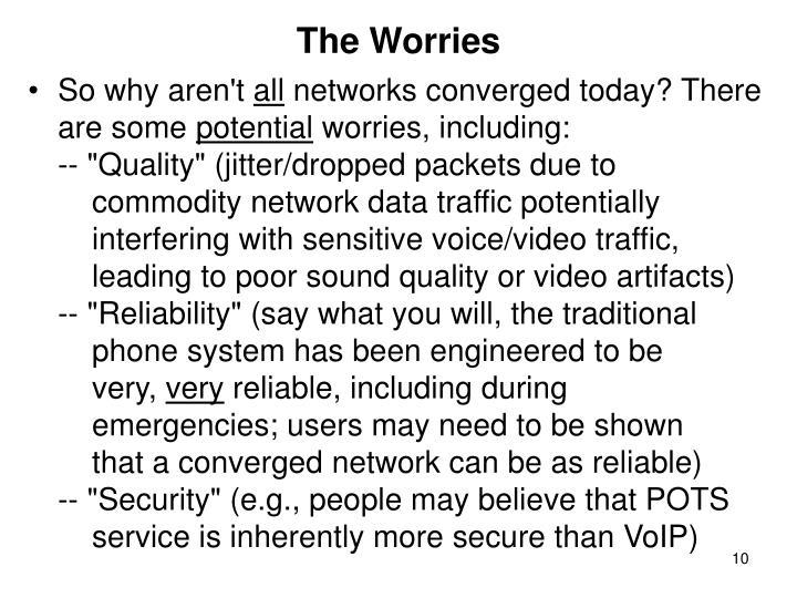 The Worries