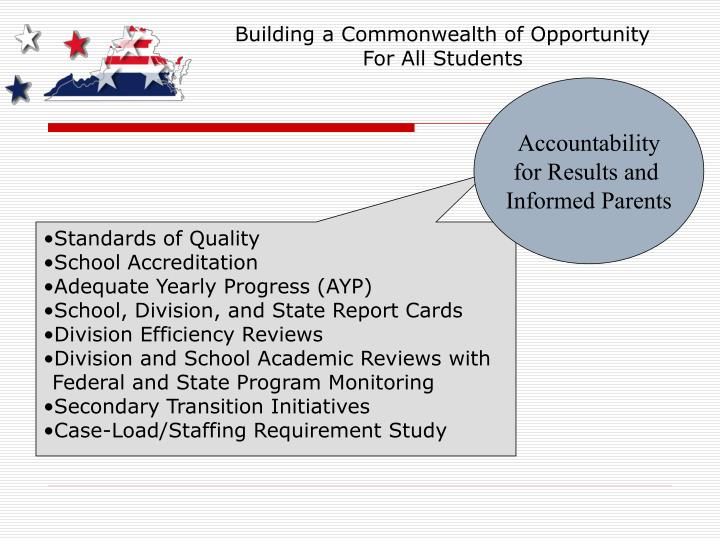 Building a Commonwealth of Opportunity