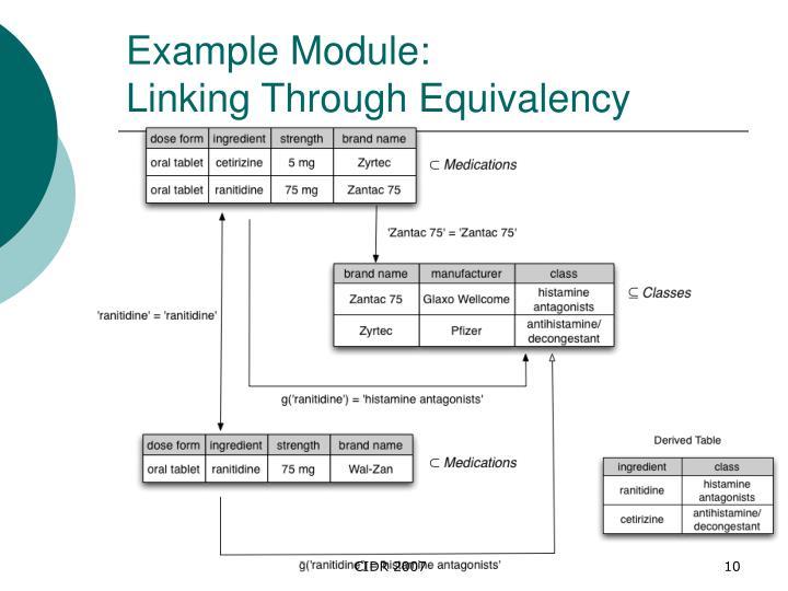 Example Module:
