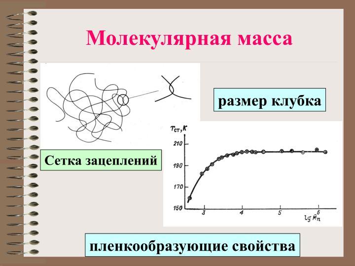Молекулярная масса