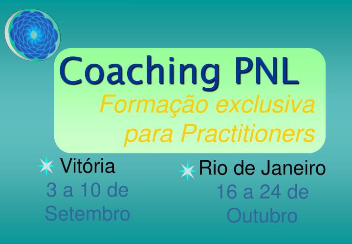 Coaching PNL