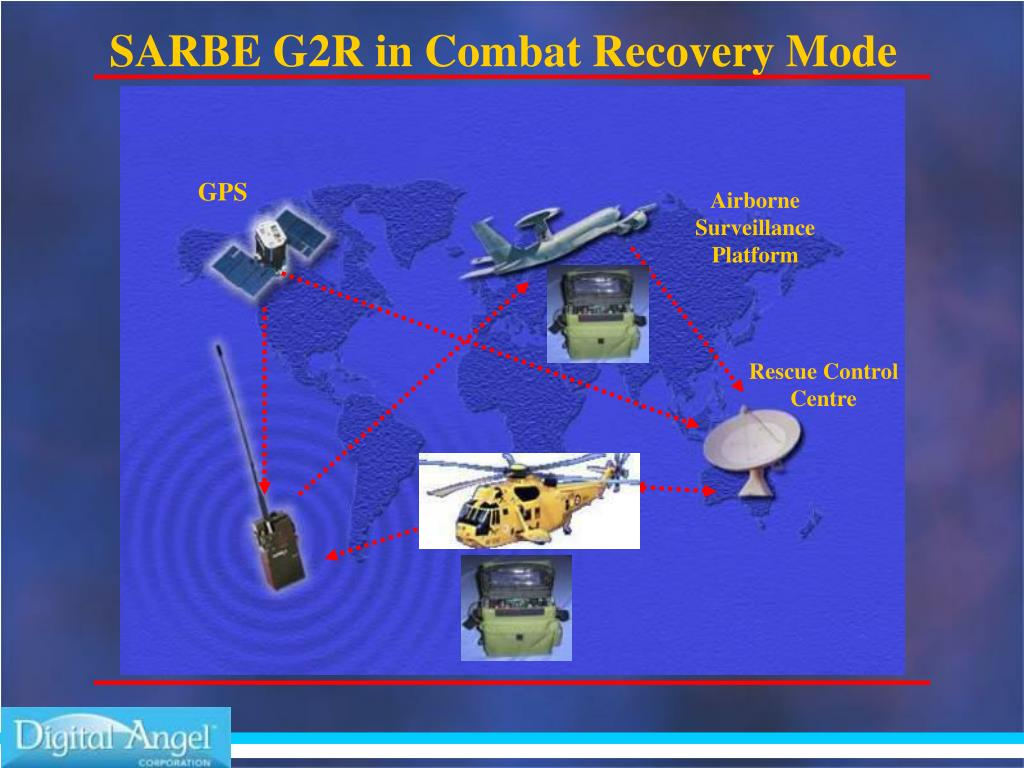 SARBE G2R in Combat Recovery Mode